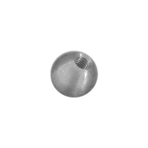 "2"" DIA Aluminum Corona Ball"
