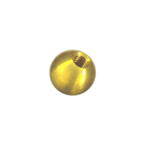 "0.25"" DIA Brass Corona Ball"
