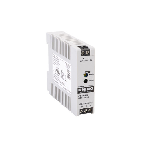 Power Supply 24VDC/1.25A