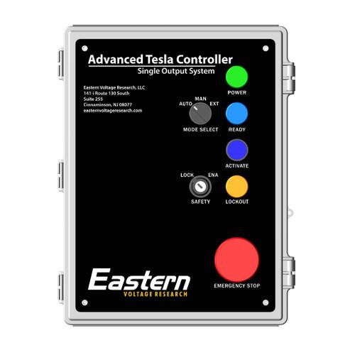 Advanced Tesla MIDI Controller - Single Output for DRSSTCs