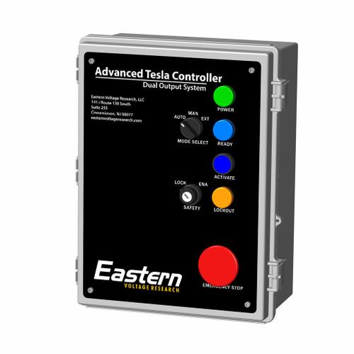 Advanced Tesla MIDI Controller - Dual Output for DRSSTCs