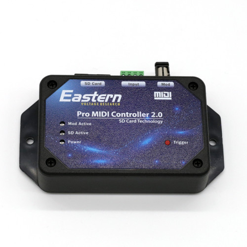 Pro Tesla MIDI Controller 2.0 with SD Card Technology