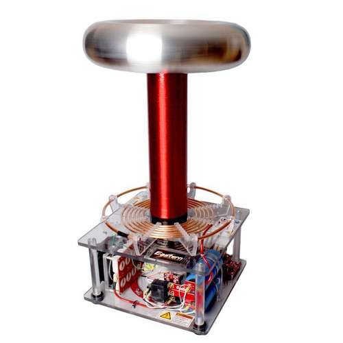 Plasmasonic 1.7 Musical Tesla Coil System