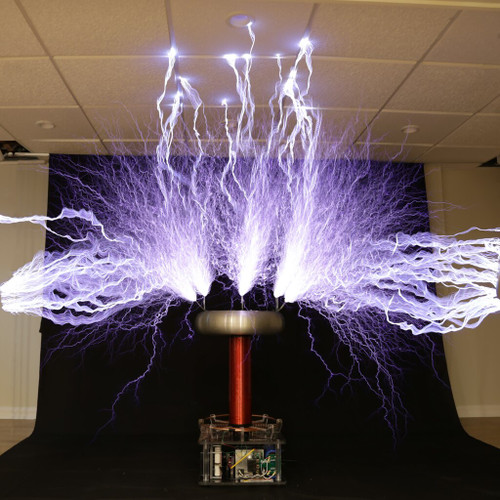 Best DIY Tesla Coil Kit 8.0