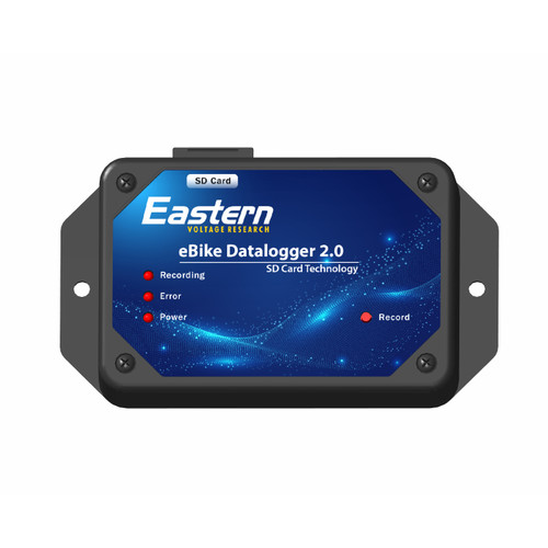 eBike Datalogger 2.0 Data Acquisition system for Mountain Bikes