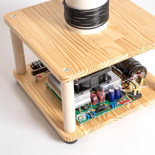 Best CW DIY Tesla Coil Kit - CW Audio modulated Plasma Speaker kit