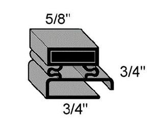 (I8-2) Custom P2319 Gasket molded