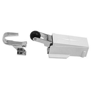 (C2-7) R55-1010 Door closer flush