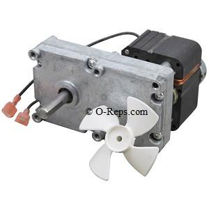 (H8-4k) Traulsen 338-60031 Gear motor with blade