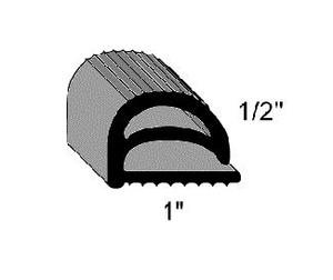 (J4-2) Compression 6662-PF Gasket per foot