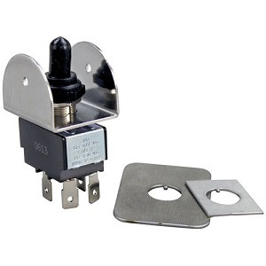 Cecilware 08054L Toggle switch on/off
