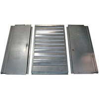 Blodgett 4644 Deflector 3 piece steel