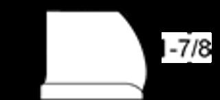 (A4-4) Kason K55 Strike flush