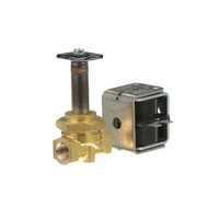 """(P4-9) Cleveland 222231 solenoid valve 120v 1/4"""" FPT"""