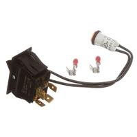CresCor 0808113K1 Power switch