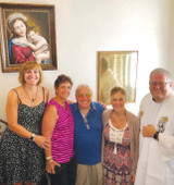 IN THE NEWS: Painting Unveiled Honoring Judy Cammarata
