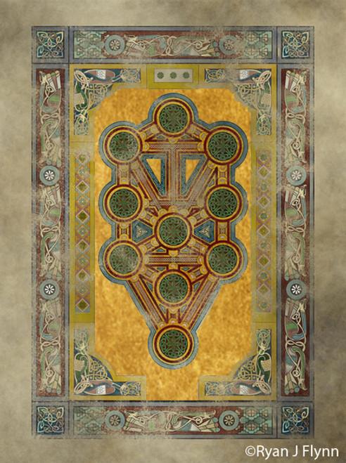 """""""The Tree of Life""""  - Illuminated"""