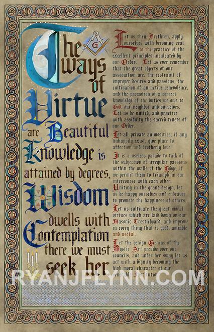 The Ways of Virtue