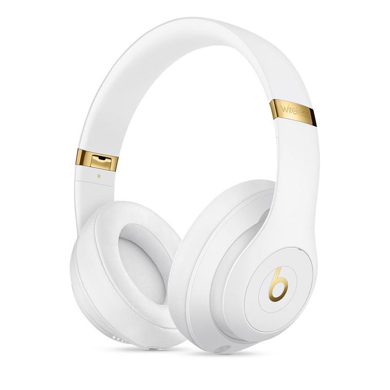 Beats Studio3 Wireless OverEar Headphones - White (2020)