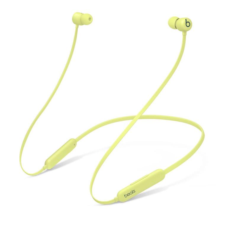 Beats Flex All-Day Wireless Earphones - Yuzu Yellow (October 2020)