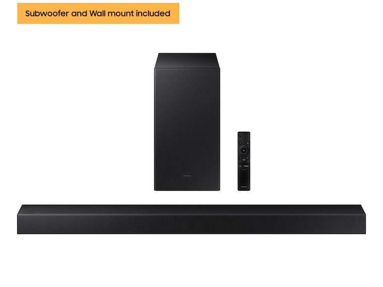 Samsung HW-A450 2.1ch Soundbar with Dobly Audio (2021)