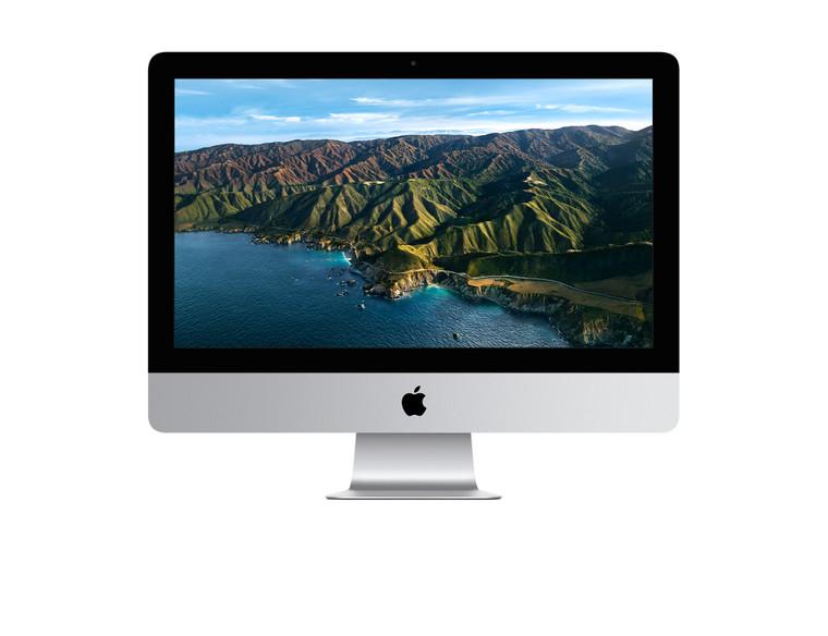 21.5-inch iMac 2.3GHz Dual-Core 7th-generation Intel Core i5 8GB/256GB SSD Iris Plus 640 (Spanish)