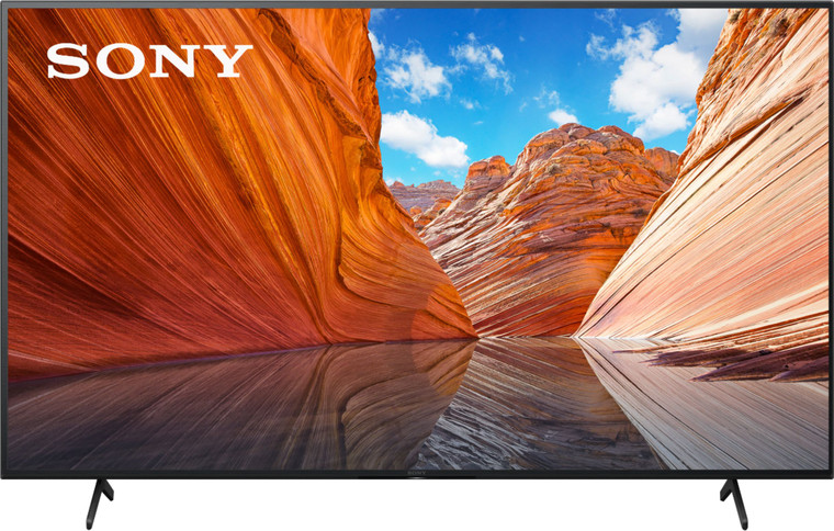 Sony Bravia X80J 50-inch Class 4K HDR LED with Smart Google TV 2021