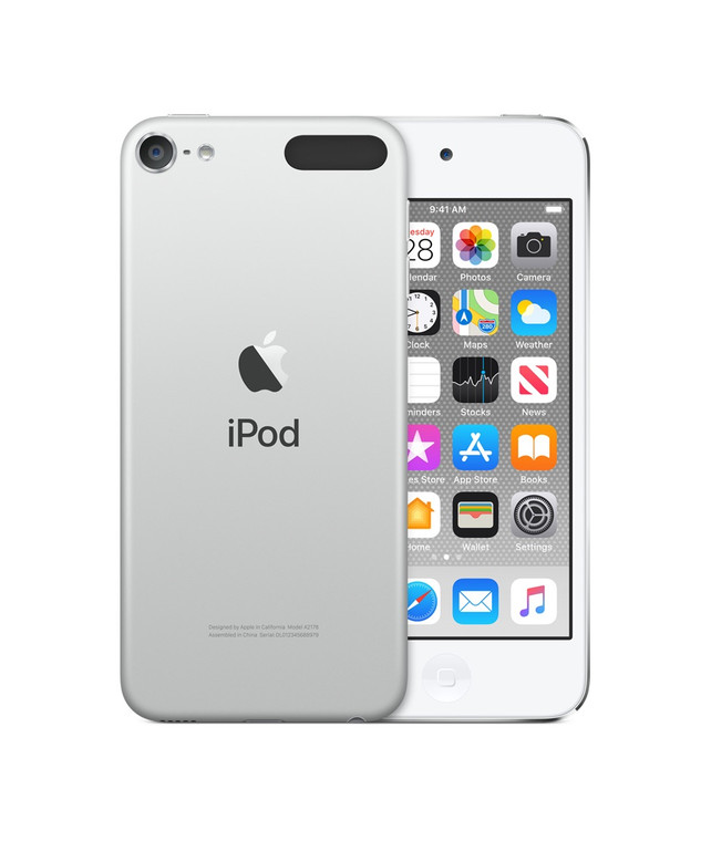 iPod Touch 128GB  (7th Generations 2019) - Silver
