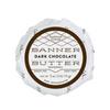 Seasonal - Dark Chocolate Butter  Pack of 6