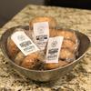 Large Bagel Box - 12 bagels, 24 mini butters