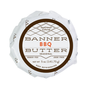 Seasonal - BBQ Butter Pack of 6