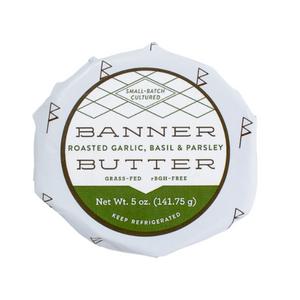 Roasted Garlic, Basil & Parsley Pack of 6, 8 or 12