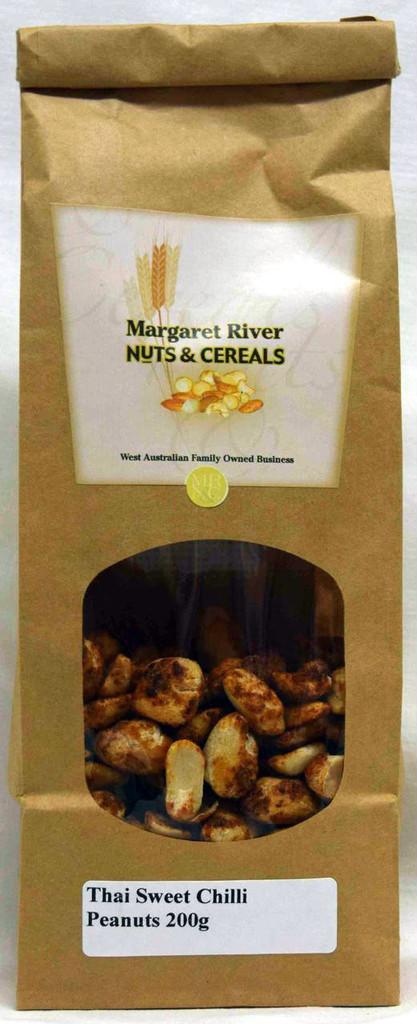 Thai Sweet Chilli Peanuts - GLUTEN FREE