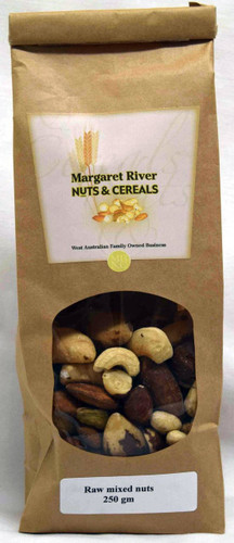 Raw Mixed Nuts - GLUTEN FREE