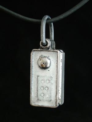 Industrial Artifact Locket #1