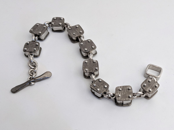 Eccentric Element Bracelet