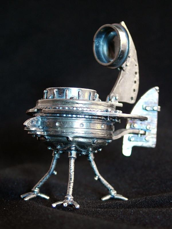 Ridiculous Vessel 9:  Rob the Galactic Avian Gladiator