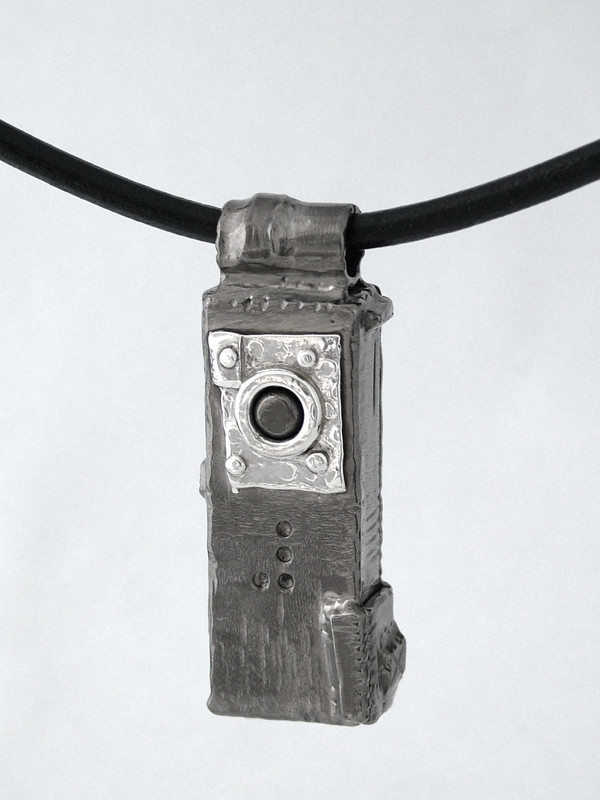 Industrial Artifact Locket 4
