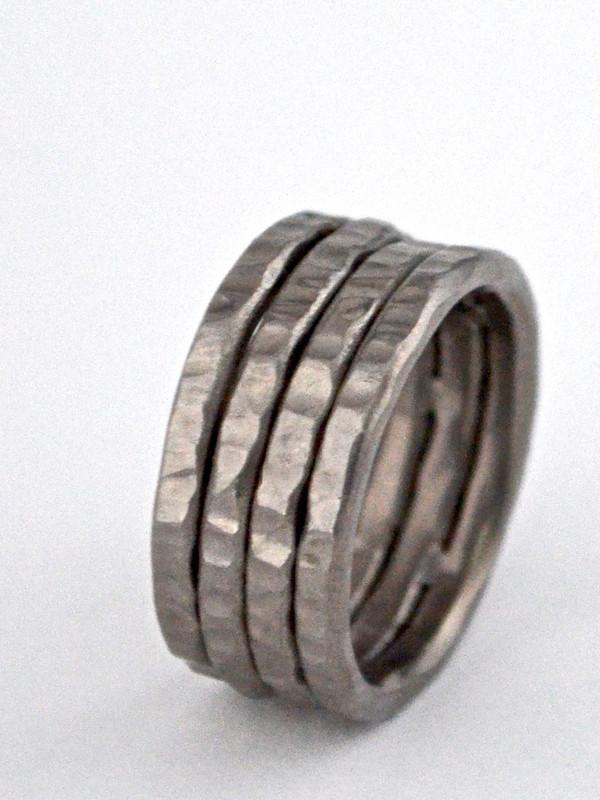 tumble ring stack