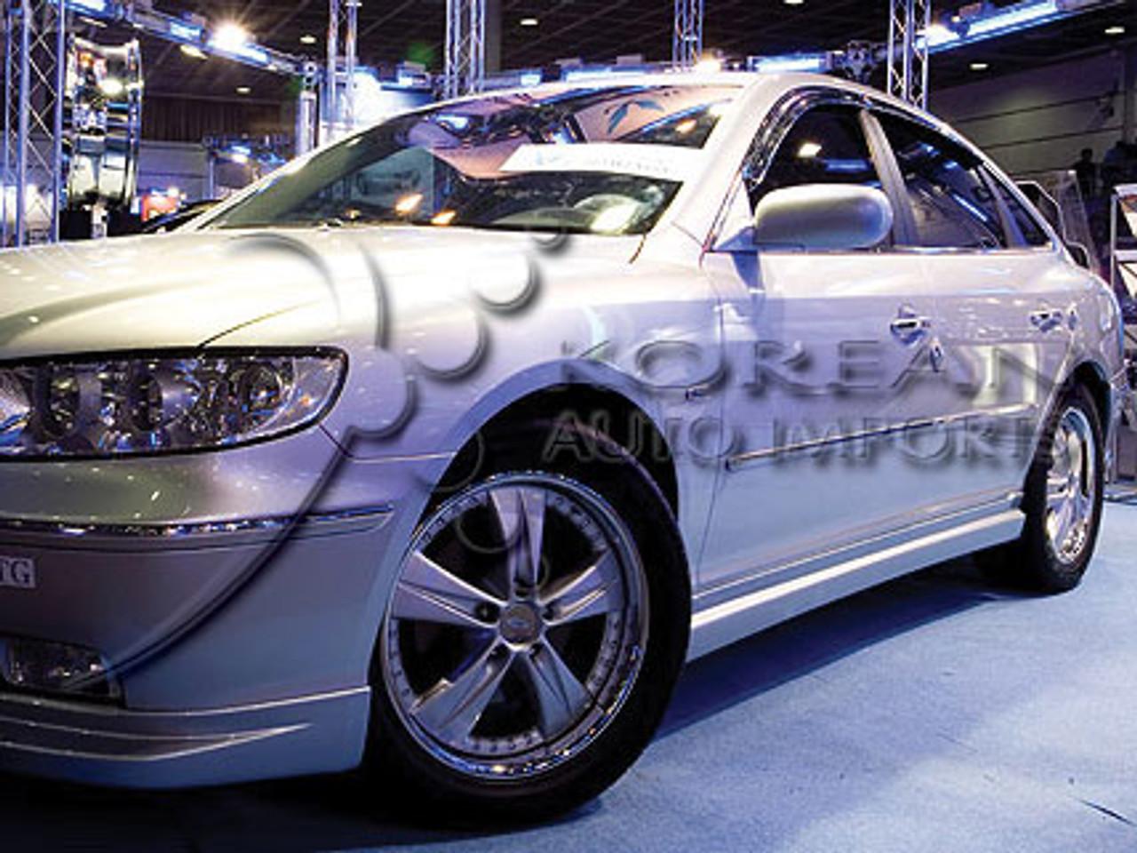 Azera Auto Wings Body Kit Korean Auto Imports