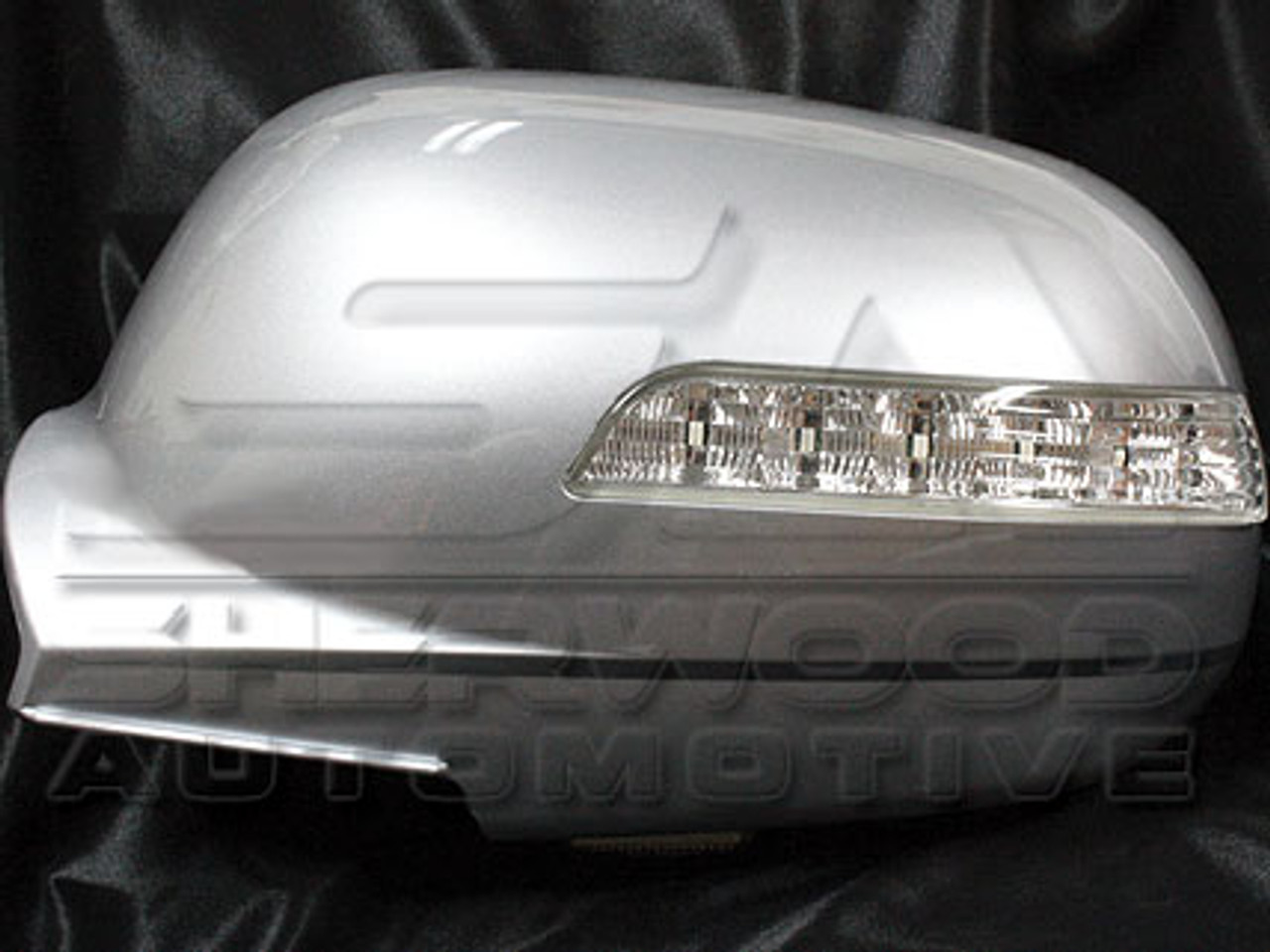 for Kia Grand Carnival  // Sedona LED Light Side Mirror Cover 2005~2013 3 way