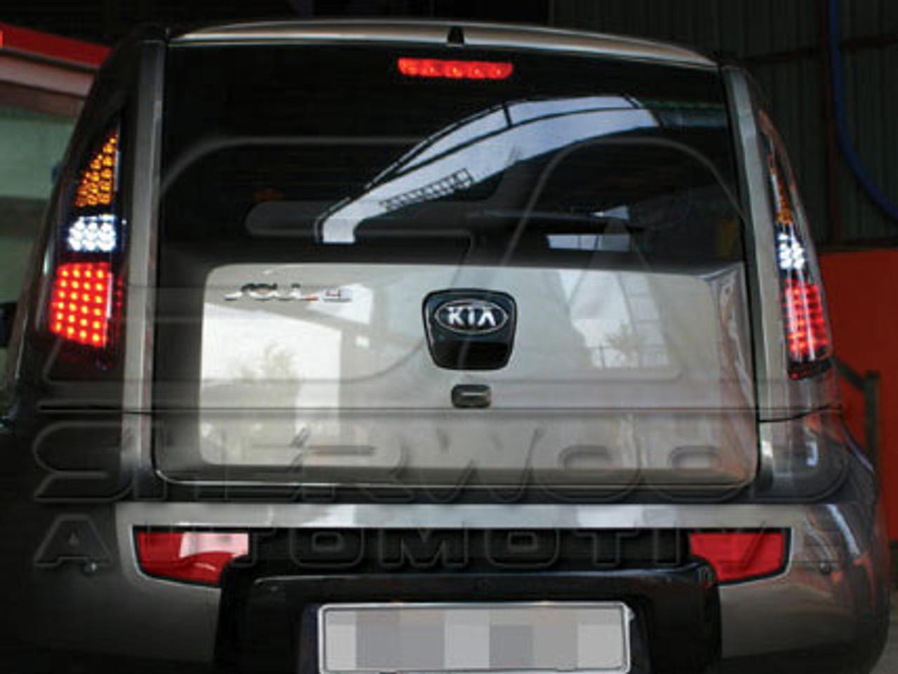 2006-09 Azera LED INNER Trunk Lid MTD RR Right Pass Side Brake Tail Light Lamp