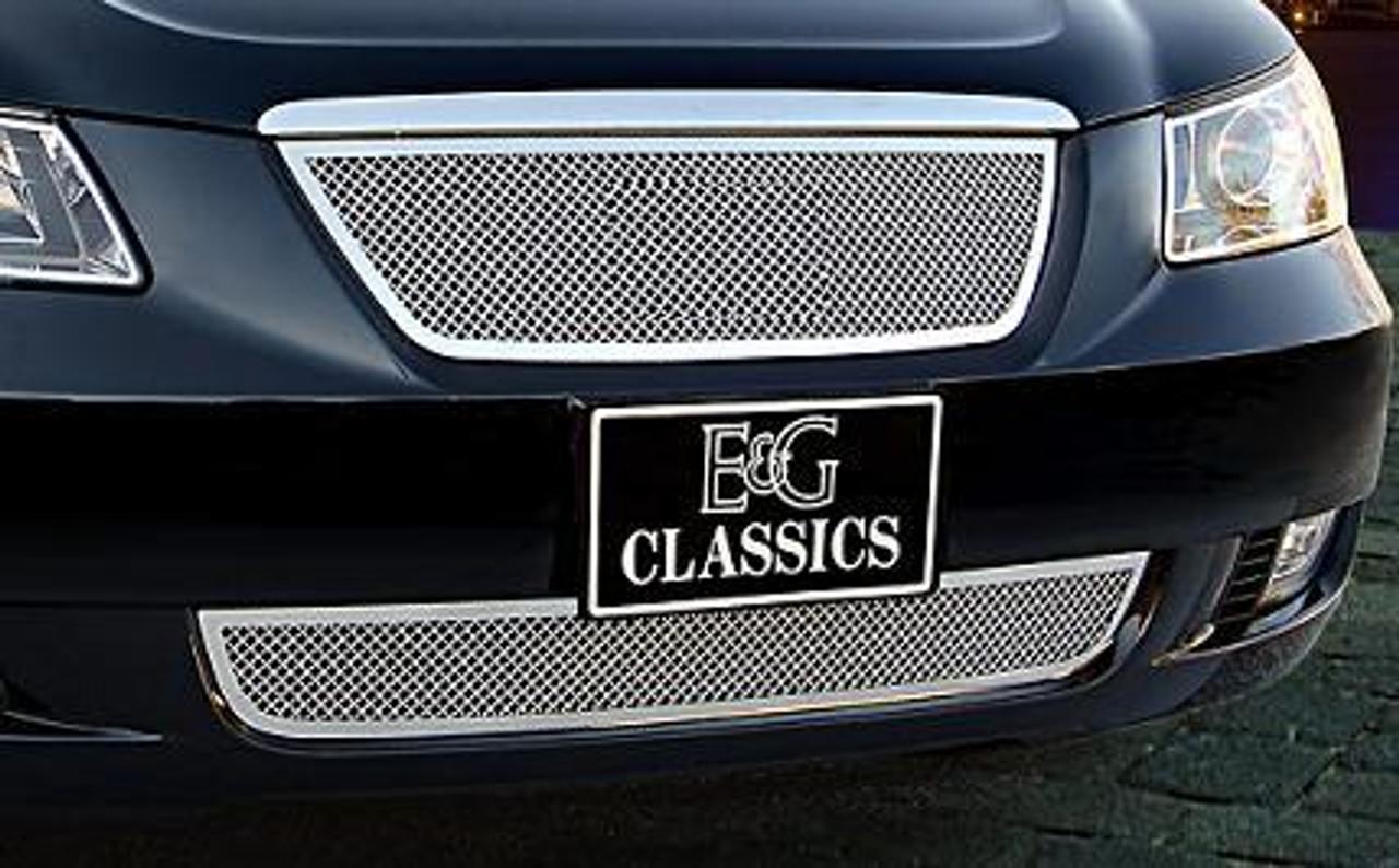 06 08 Sonata Nf E G Classics Mesh Grill Set 2pc Korean Auto Imports