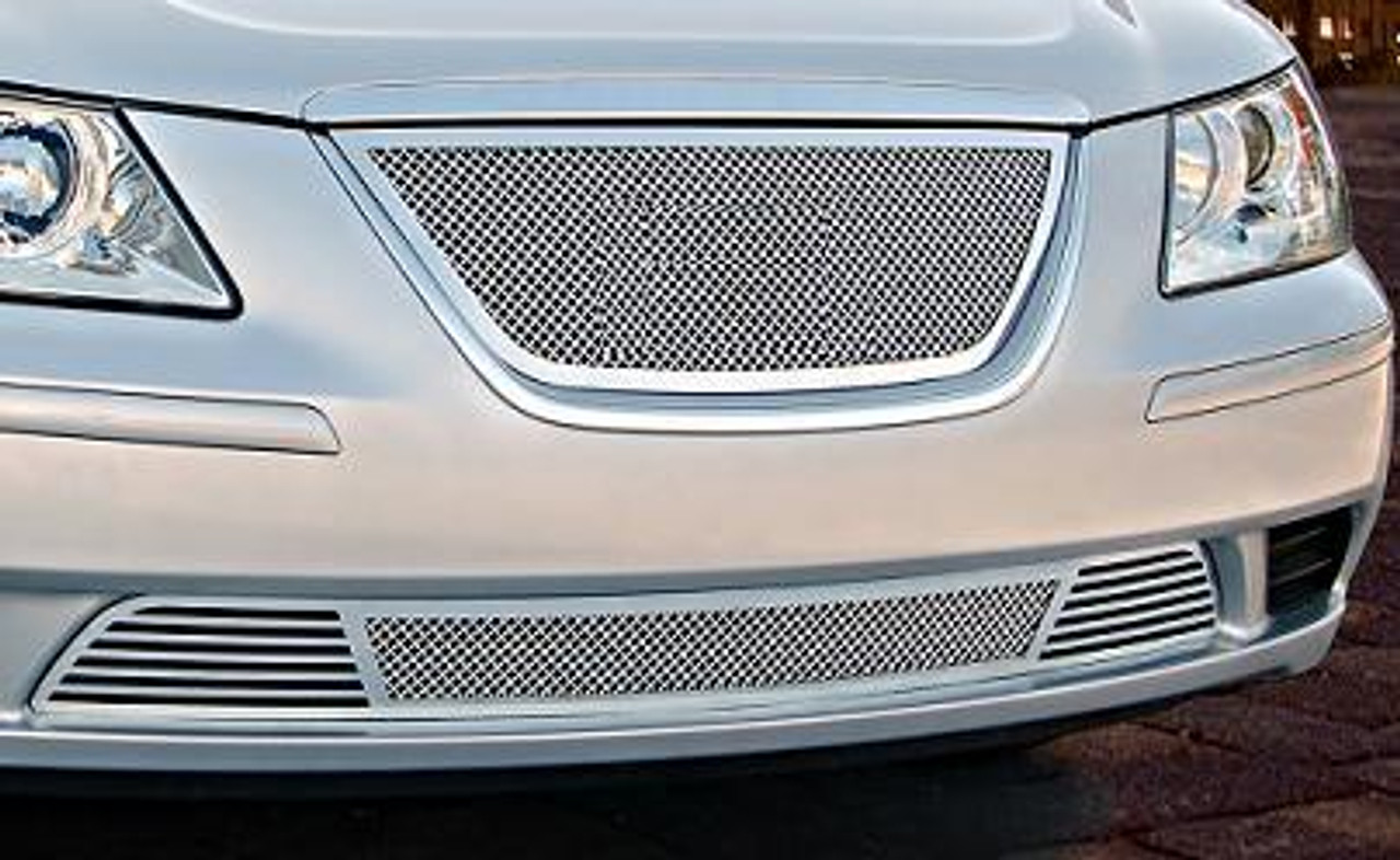 09 10 Sonata Nf E G Classics Mesh Grill Korean Auto Imports