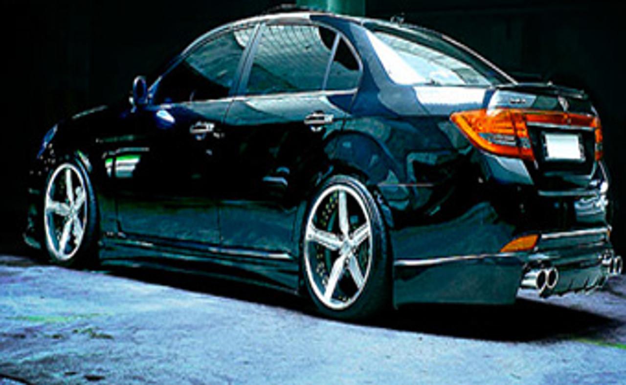 Chevy / Holden Epica Cuper Body Conversion Kit - Korean Auto