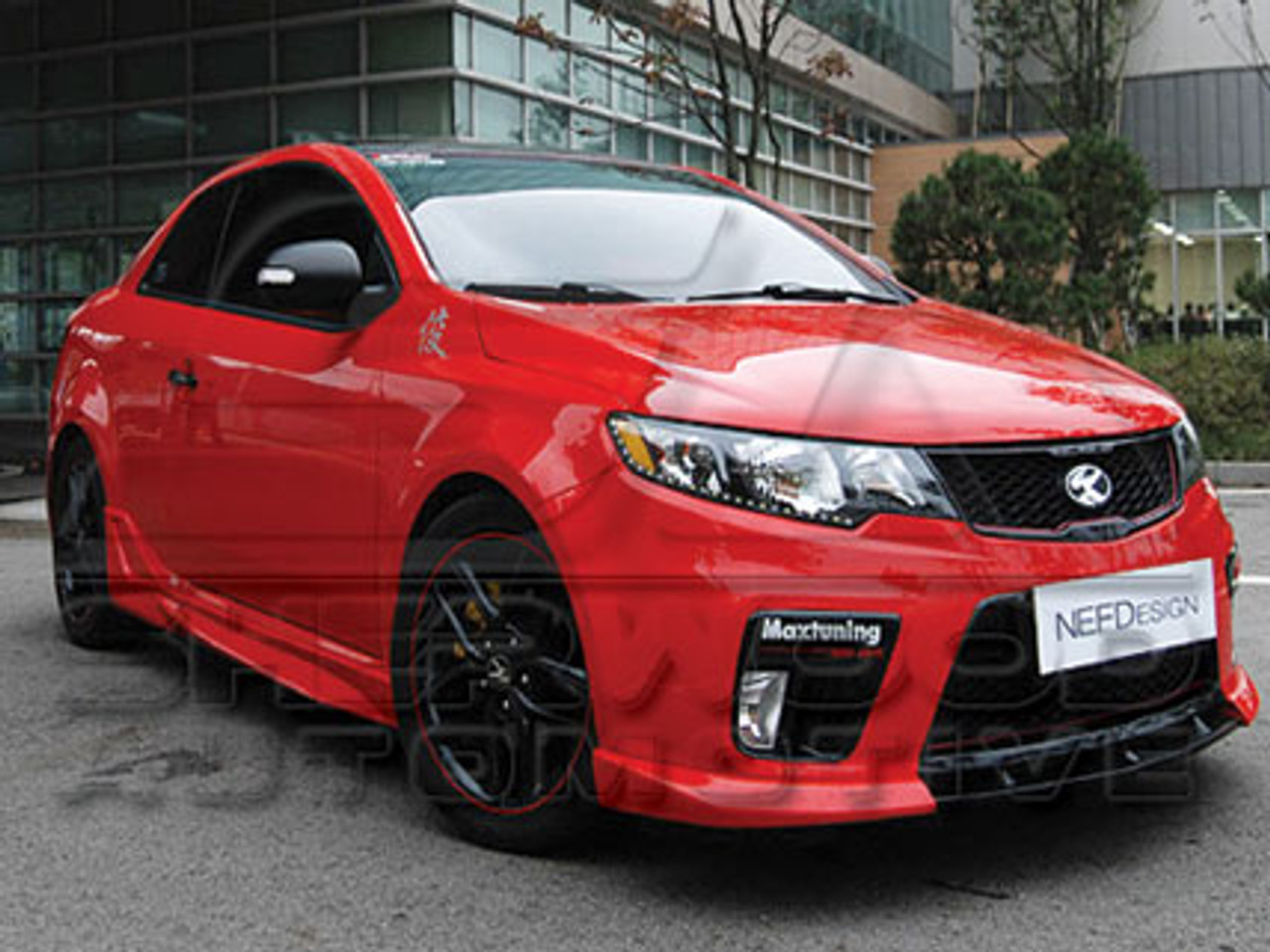 Forte Koup Nefd Body Kit Korean Auto Imports