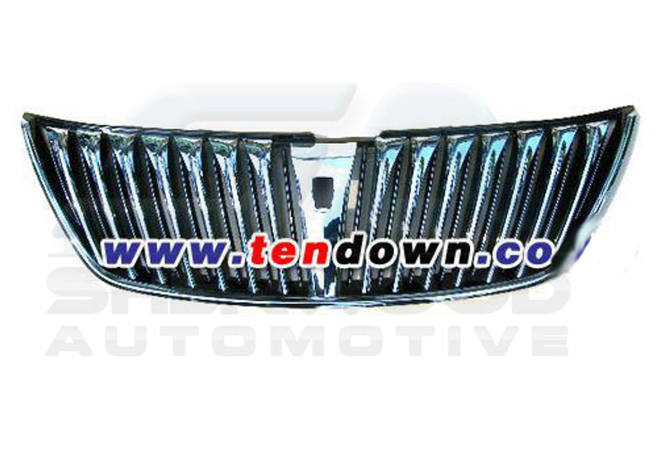 Grandeur front Grille H emblem for 2006 2007 2008 2009 2010 2011 Hyundai Azera
