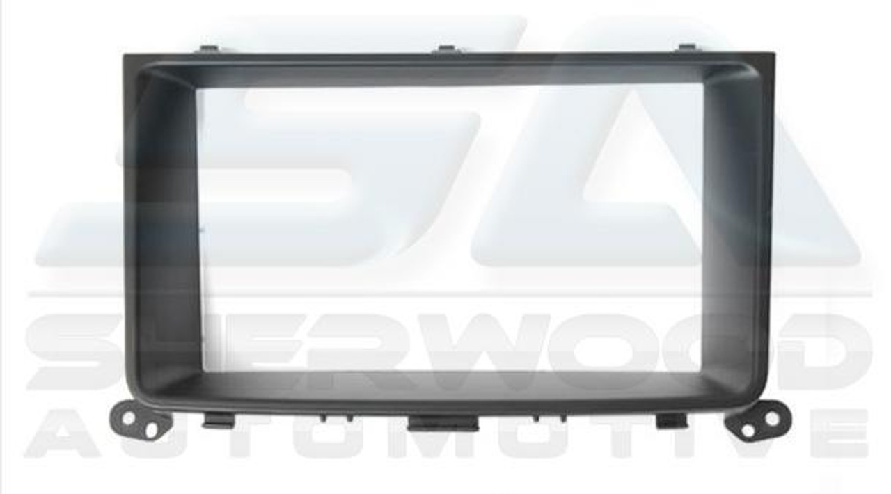 Genesis Sedan Dash Monitor Surround Set DIY