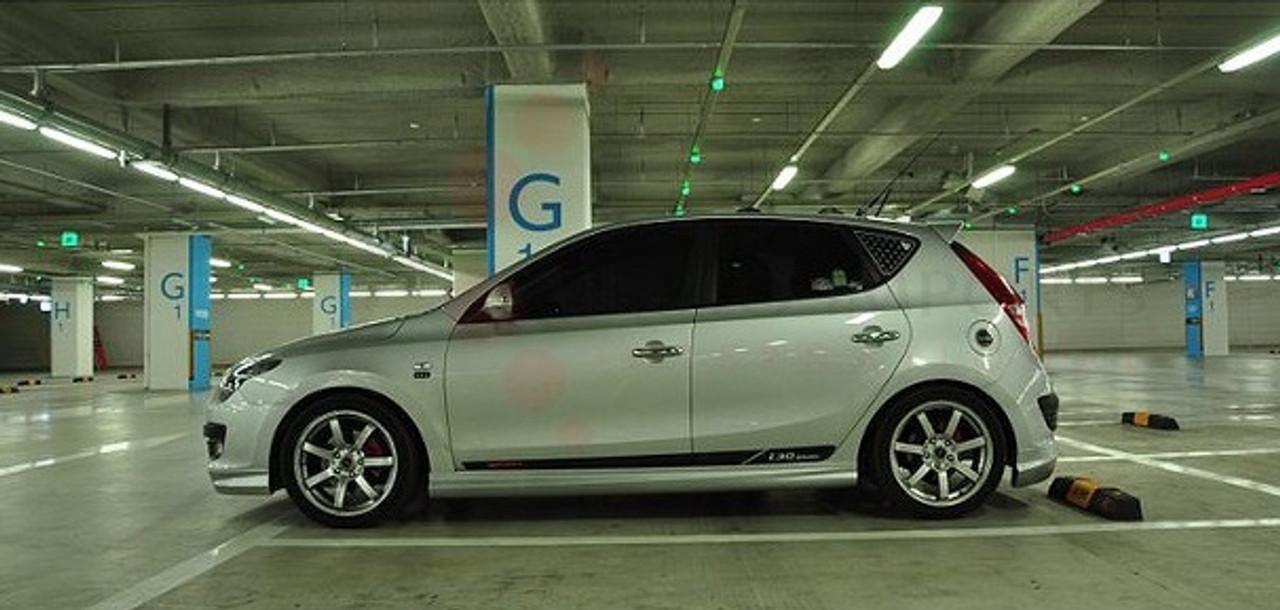i30 Luxgen Body Kit TYPE 2 - Korean Auto Imports