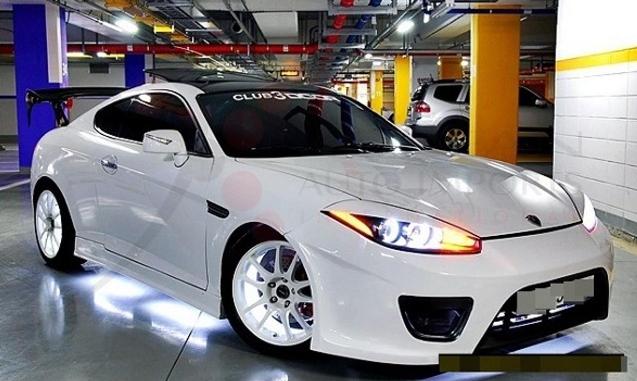 07 tiburon luxgen body kit korean auto imports07 tiburon luxgen body kit